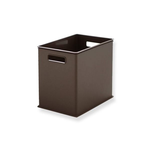 收納 儲存盒 收納盒 整理盒 空櫃收納【Q0069】QBOX儲存整理收納盒 直2/1款(兩色) MIT台灣製 收納專科