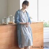❖ Hot item ❖ 格紋襯衫連身裙 - Green Parks