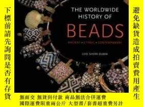 二手書博民逛書店The罕見Worldwide History Of BeadsY255562 Kiyoshi Togashi