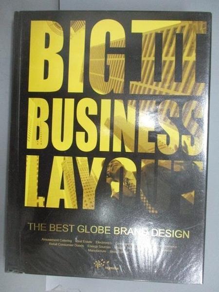 【書寶二手書T2/設計_PBE】The Best Globe Brand Design