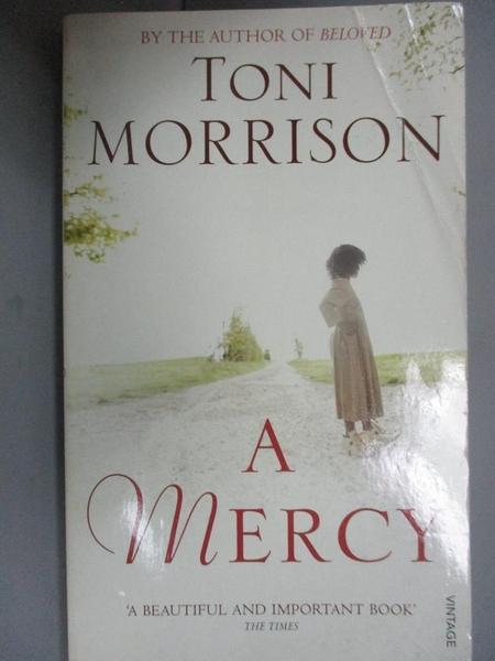 【書寶二手書T1/原文小說_JQZ】A Mercy_Toni Morrison