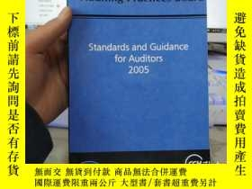 二手書博民逛書店Auditing罕見Practices Board:Standa