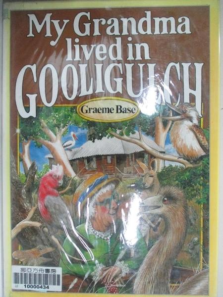 【書寶二手書T1/兒童文學_J22】My Grandma Lived in Gooligulch_Base, Graeme