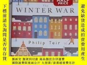二手書博民逛書店英文原版罕見The Winter War by Philip T