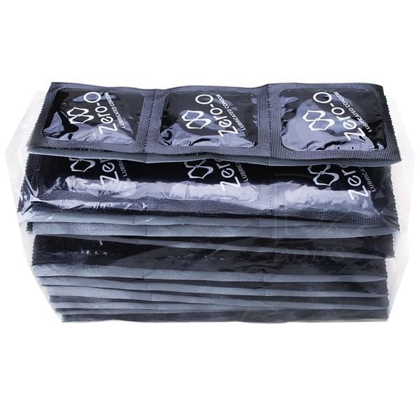 台灣製 零零 Zero-O 平面潤滑 保險套 144片(袋裝) 衛生套 日本技術 家庭號/汽車旅館愛用 【DDBS】