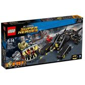 LEGO樂高 SUPER HEROES 超級英雄系列 Batman™: Killer Croc™ Sewer Smash_LG76055
