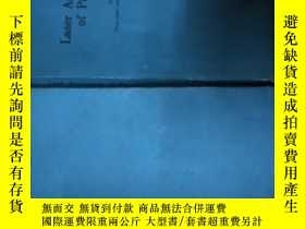 二手書博民逛書店Laser罕見Acceleration of Particles