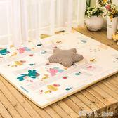 寶寶爬行墊XPE加厚2cm環保嬰兒童爬爬墊客廳家用無味泡沫遊戲地墊 潔思米 YXS
