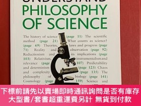 二手書博民逛書店Understand罕見Philosophy of Science(科學哲學概述)Y147578 Mel Th