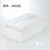 cd收納盒 家用dvd收納碟片光盤盒日本進口漫畫專輯整理 ps4收納箱·樂享生活館