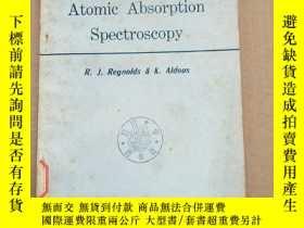 二手書博民逛書店atomic罕見absorption spectroscopy(P132)Y173412