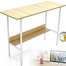 現代簡約工作桌.長桌筆電桌電腦桌.辦公桌餐桌寫字桌.小書桌子置物桌.工業風化妝桌.家具傢俱