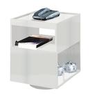 【南洋風休閒傢俱】時尚茶几系列-多功能置物小邊几 可旋轉 沙發桌 邊桌 CX693-10