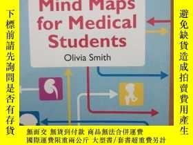 二手書博民逛書店Mind罕見Maps for Medical StudentsY