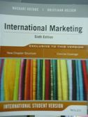 【書寶二手書T7/大學商學_PFF】International Marketing_Kotabe ,Helsen_6/e