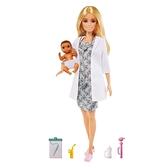 Barbie芭比醫護職業遊戲組 玩具反斗城