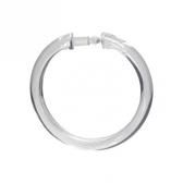 浴簾O型吊環-透明12入