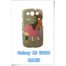 [ 機殼喵喵 ] Samsung Galaxy S3 i9300 手機殼 三星 外殼 兔女孩