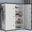 鞋架櫃 鞋架子簡易多層鞋柜門口結實防塵特價清倉家用實木經濟型收納神器