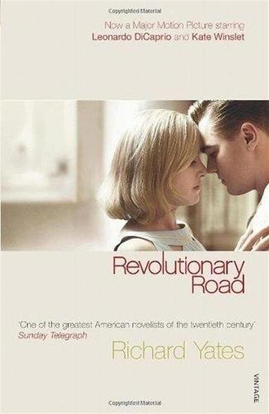 (二手書)Revolutionary Road (Film Tie-In)