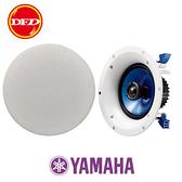 (0利率) 山葉 YAMAHA NSIC600 崁入式圓形喇叭(1組2支) 公貨 (NS-IC600)