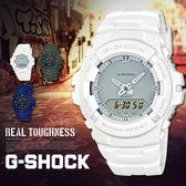 G-SHOCK G-100CU-7A 強悍多功能運動錶 G-100CU-7ADR