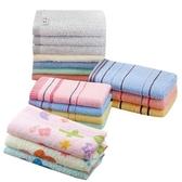 PJ純棉素色毛巾4入/組【愛買】
