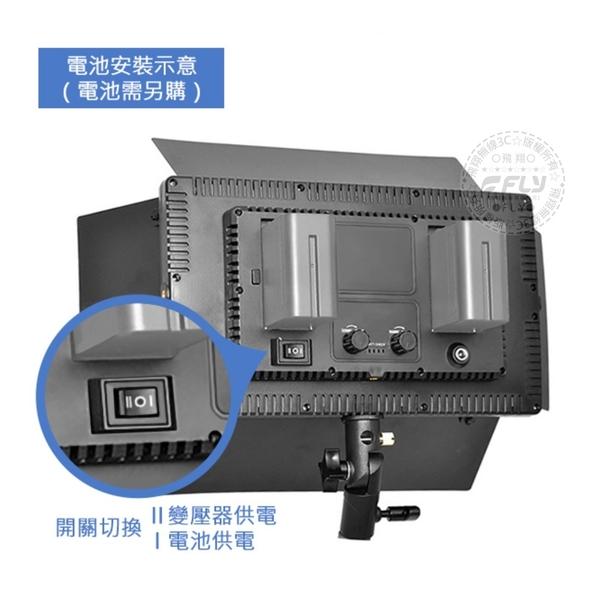 《飛翔無線3C》PROLED800 LED 雙色溫專業攝影燈◉公司貨◉無段調光◉直播補燈◉攝影補光◉採訪打燈