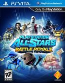 PSV PlayStation All-Stars Battle Royale PlayStation 明星大亂鬥(美版代購)