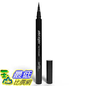 [美國直購] Lauren 眼線筆 LT-002 Black Liquid Eyeliner Pen Taylor Cosmetics Waterproof Liquid Eyeliner Lasts