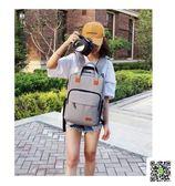 單眼相機包背包男女休閒攝影包索尼雙肩包佳能尼康加厚防水微單包  聖誕慶免運