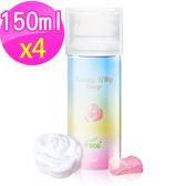 Face+ 立體玫瑰花潔顏慕斯(150ml/瓶x4瓶)