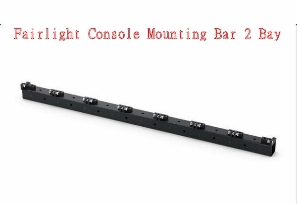 【聖影數位】Blackmagic Design Fairlight Console Mounting Bar 2 Bay 控制台安裝欄2托架 公司貨