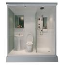 【麗室衛浴】E308包租公包租婆最愛.豪華整體浴室 適合遊艇.貨櫃屋.露營車等