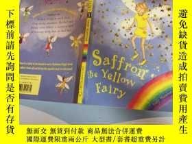 二手書博民逛書店saffron罕見the yellow fairy 黃仙女藏紅花、Y200392