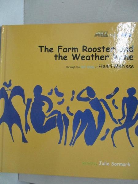 【書寶二手書T1/少年童書_KX1】THE FARM ROOSTER AND THE WEATHER VANE