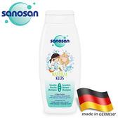 德國sanosan珊諾-天然清新香洗髮沐浴露250ml