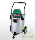 [ 家事達 ] 台灣SANCOS-3234W 工業用乾溼吹三用吸塵器-40L