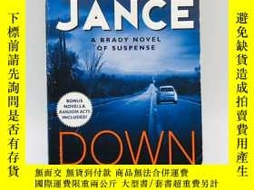 二手書博民逛書店Downfall:罕見A Brady Novel of Susp