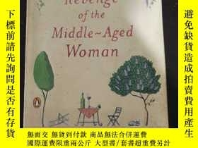 二手書博民逛書店英文原版罕見Revenge of the Middle—Aged