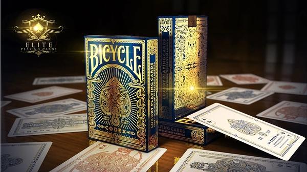 【USPCC撲克】BICYCLE CODEX