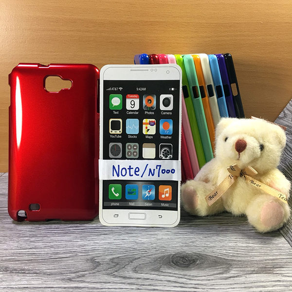 ◎大都會保護殼 Samsung Galaxy Note N7000 I9220 保護殼 TPU 軟殼 閃粉 矽膠殼 手機殼 背蓋