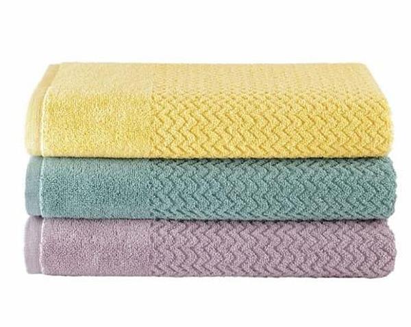 [COSCO代購] GRANDEUR QUIUK DRY BATH TOWEL 快乾浴巾三入組 _C197399