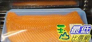 [COSCO代購] 需低溫配送無法超取 空運新鮮鮭魚排 KIRKLAND SIGNATURE  _C38008