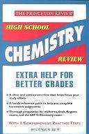 二手書博民逛書店 《High School Chemistry Review》 R2Y ISBN:0375750827│Princeton Review