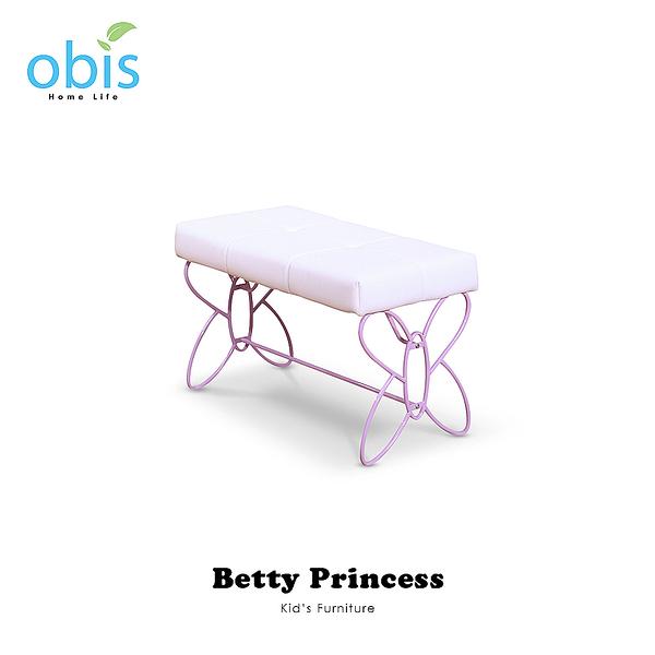 床前椅 Kid's Neverland 貝蒂公主床前椅【obis】