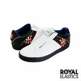 Royal Elastics Icon Alpha 經典運動鞋-白x紅x黑
