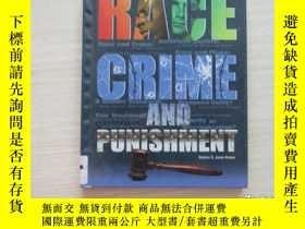 二手書博民逛書店RACE罕見CRIME AND PUNISHMENT 精裝! 8