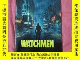 二手書博民逛書店守望者罕見Watchmen 電影場刊Y178456 出版2009