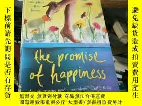 二手書博民逛書店The罕見Promise of Happiness Erin K